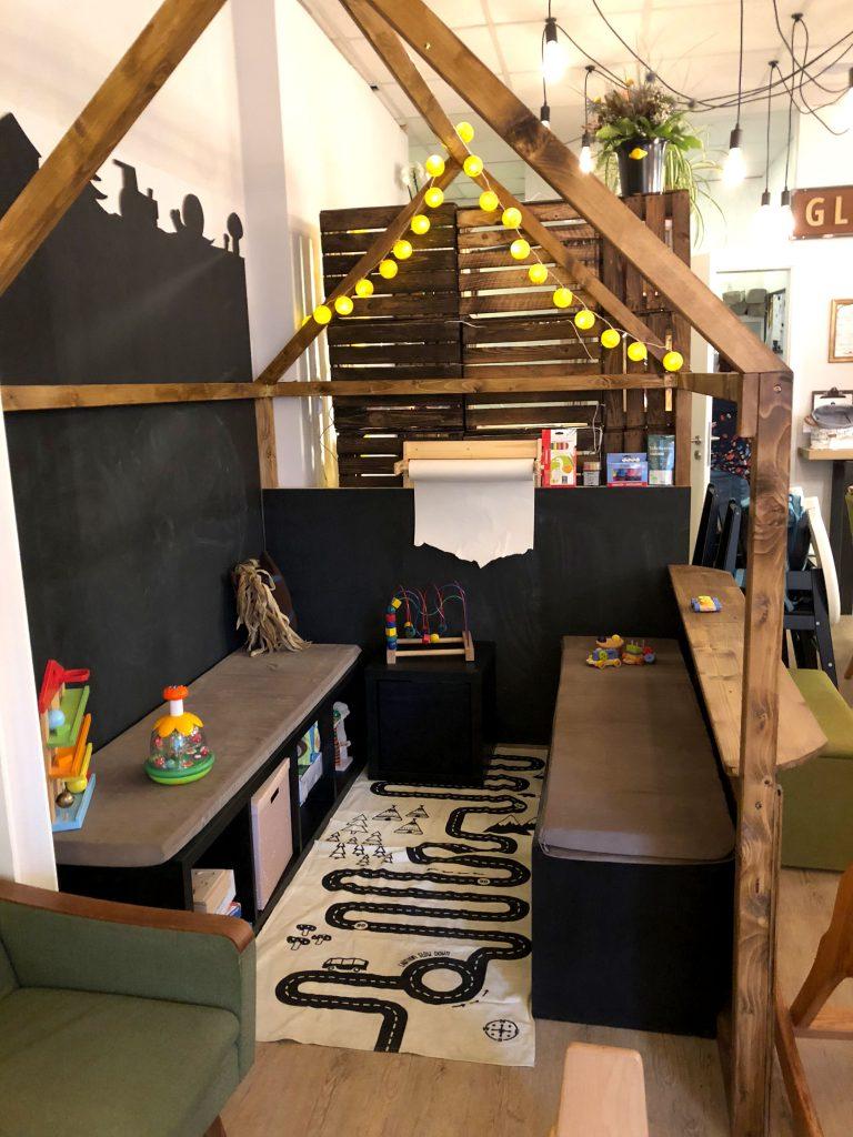 Kinderspielecke Café Heimisch Höxter