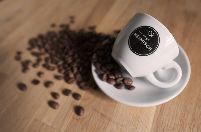 Frisch gerösteter Kaffee in Barista-Qualität